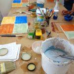 Atelier peinture naturelle