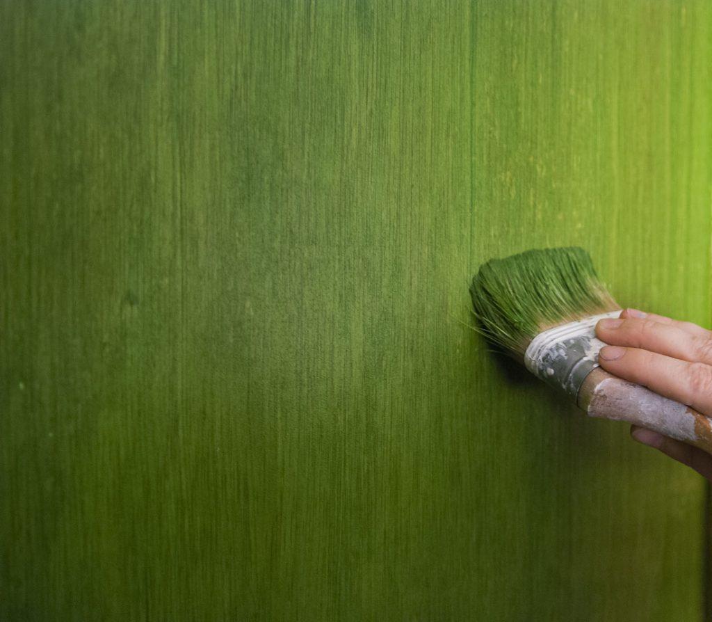 Fabriquer sa peinture à la farine soi-même